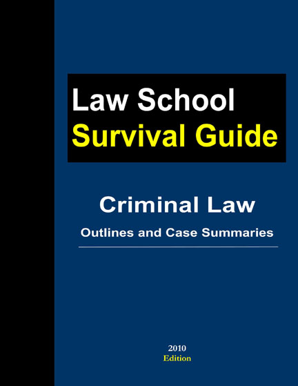 Law study guide for capet